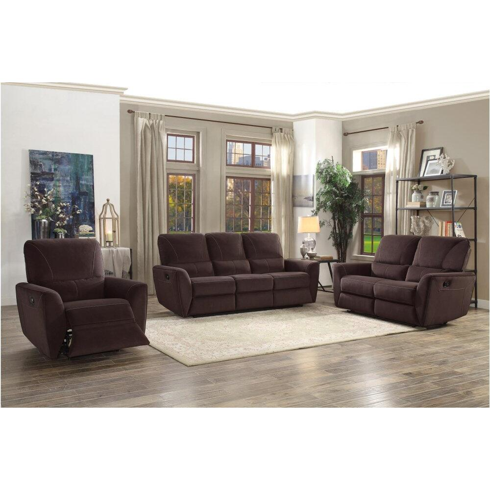 Dowling Motion Sofa and Love