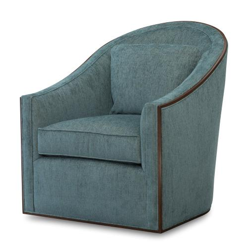 Ambella Home - Academy Swivel Chair
