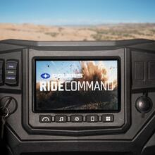 Polaris® Ride Command® Interface for STAGE3 & STAGE4 Systems