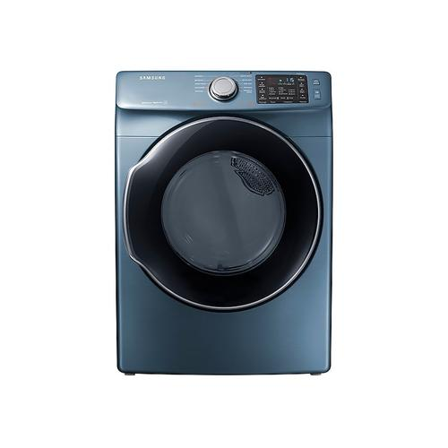 Gallery - 7.5 cu. ft. Electric Dryer in Azure Blue