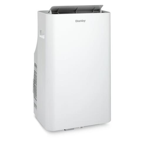 Danby - Danby 12,000 (7,400 SACC**) BTU Portable Air Conditioner with silencer technology, ionizer and wireless connect