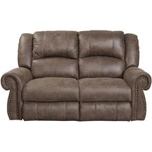 Westin Rocking Reclining Loveseat (Ash)