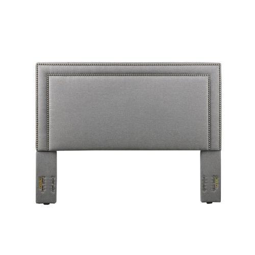 Banff Headboard - Full/Queen, Grey