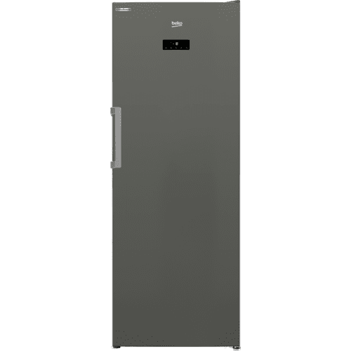 "28"" Manhattan Grey Upright Freezer"
