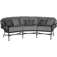 See Details - Athens Crescent Sofa