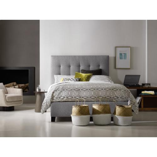 Bedroom Nest Theory Martin 52in Queen Upholstered Bed