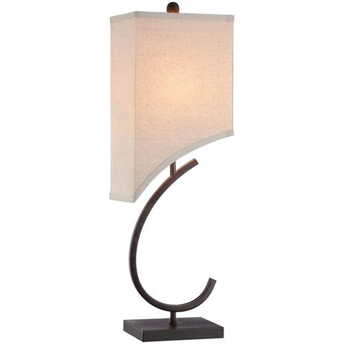 Stein World - Chastain Table Lamp In Black