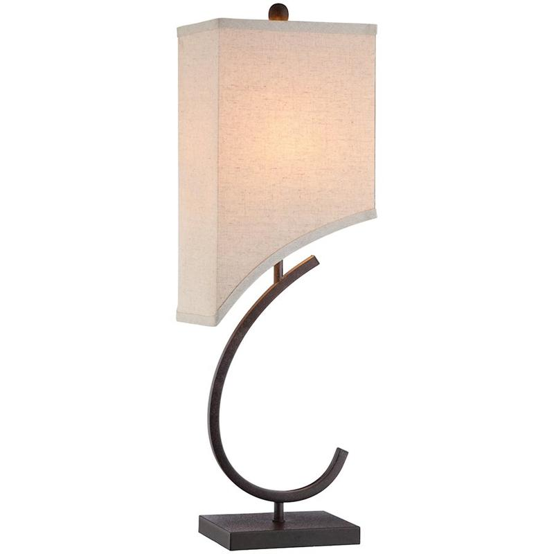 Chastain Table Lamp In Black