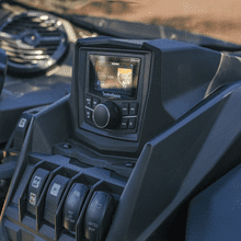View Product - 400 watt stereo, front speaker, and subwoofer kit for 2017+ Maverick X3 models