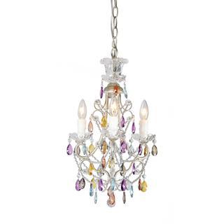 See Details - Moonbeam Crystal Mini Chandelier