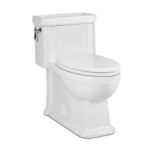 White RICHMOND II One-Piece Toilet