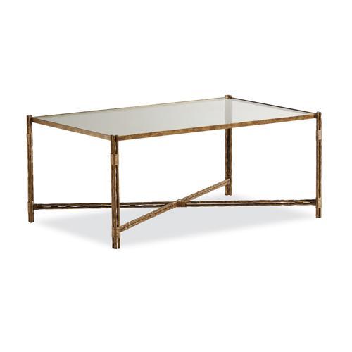 Maitland-Smith - OTTO COCKTAIL TABLE