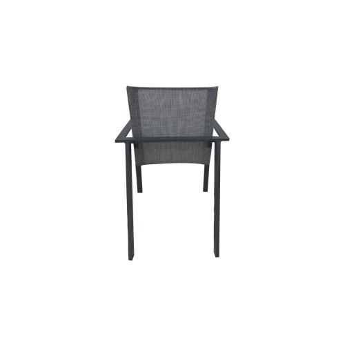 Harmonia Living - Lift Dining Arm Chair - Slate