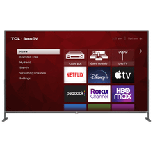 """See Details - TCL 85"""" Class 4-Series 4K UHD HDR LED Smart Roku TV - 85S435"""