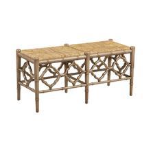 See Details - Bindi Bamboo Bench