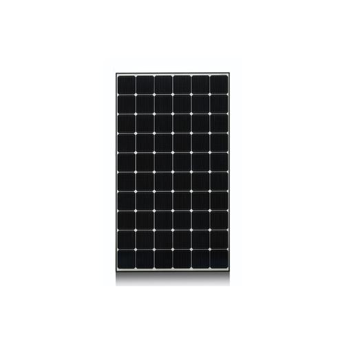 LG - 375W High Efficiency LG NeON® 2 ACe Solar Panel with Built-in Microinverter, 60 Cells (6 x 10), Module Efficiency: 20.7%