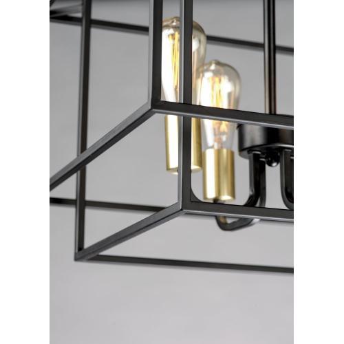 Liner 4-Light Pendant