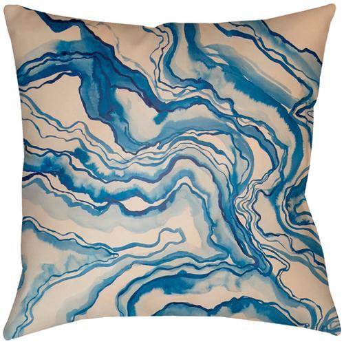 "Watercolor Marble WCM-001 20"" x 20"""