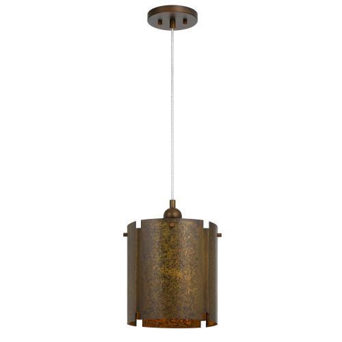 60W Rochefort Metal Single Light Pendant