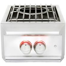 """See Details - HEAT 16"""" Power Burner w/ Lights NG"""