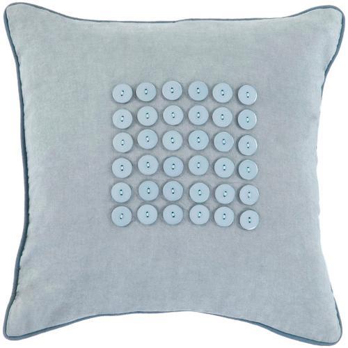 "Surya - Decorative Pillows BT-1100 18""H x 18""W"