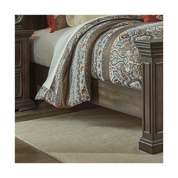 See Details - Cali King Panel Bed Rails