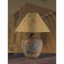 """See Details - 26""""h Table Lamp"""