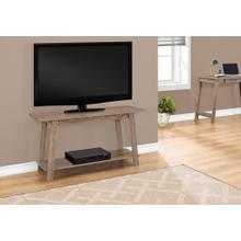 """See Details - TV STAND - 42""""L / DARK TAUPE"""