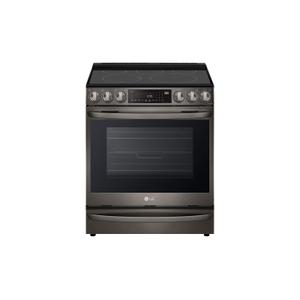 LG Appliances6.3 cu ft. Smart Wi-Fi Enabled ProBake Convection® InstaView™ Electric Slide-in Range with Air Fry