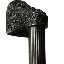 Acanthus - Dark Brass Fluted Bar