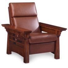 See Details - M Kayla Recliner, Standard / Fabric Cushions