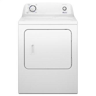 Amana™ 6.5 cu. ft. Top-Load Gas Dryer with Automatic Dryness Control
