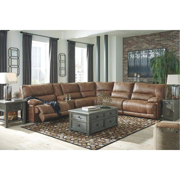 Thurles 6-piece Power Reclining Sectional