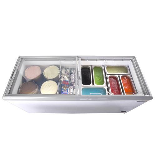 MXF71F Mobile Ice Cream Freezer
