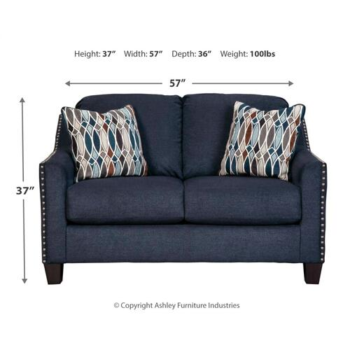 Sofa, Loveseat and Chair