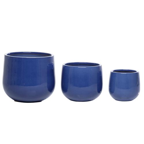 Bolla Azur Cachepot Set of 3