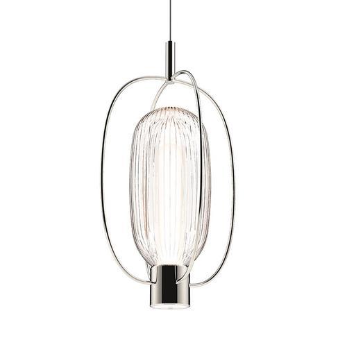 Sonneman - A Way of Light - Friso Aro LED Pendant [Color/Finish=Polished Nickel]