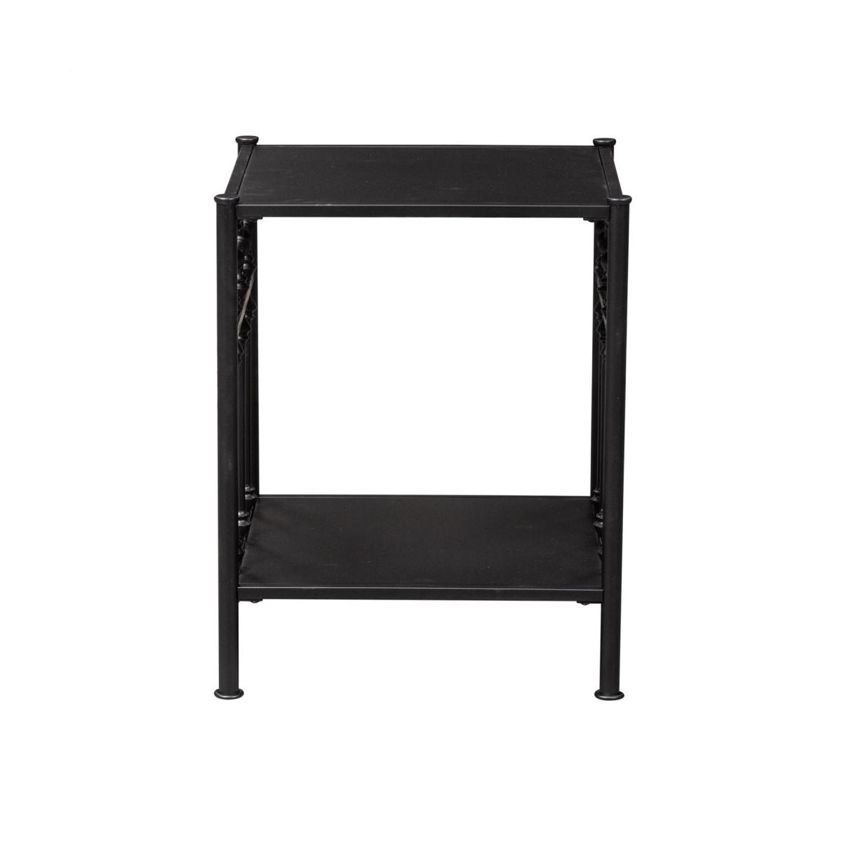 Open Night Stand - Black
