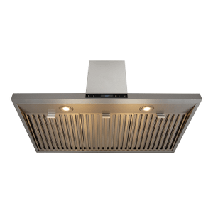 Thor Kitchen - 36 Inch Professional Range Hood, 11 Inches Tall In Stainless Steel