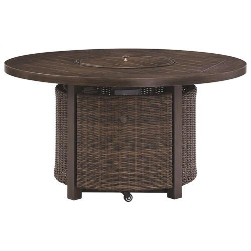 Paradise Trail Fire Pit Table