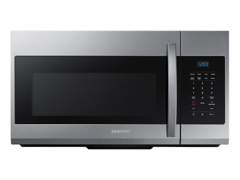 Samsung1.7 Cu. Ft. Over-The-Range Microwave In Stainless Steel