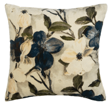 Velvet Magnolia Pillow