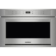 400 Series Drawer Microwave 24'' Stainless Steel