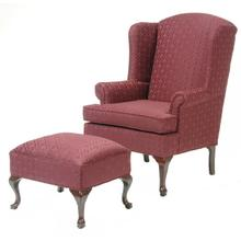 See Details - 2200 Wing Back Chair