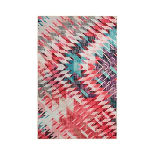 Mohawk - Splice, Pink- Rectangle