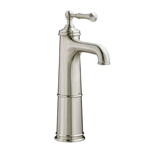 Dxv - Randall Vessel Faucet with Drain - Brushed Nickel