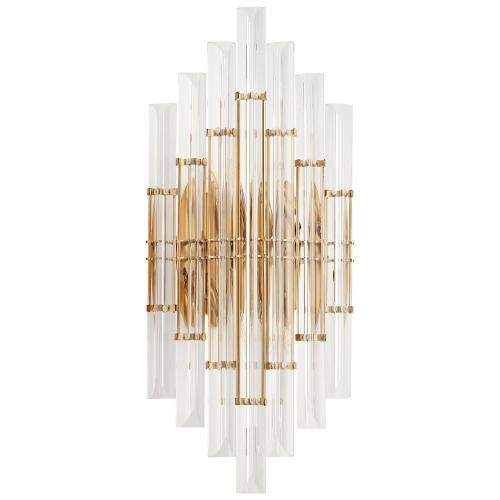 Niemeyer 2lt Wall Sconce