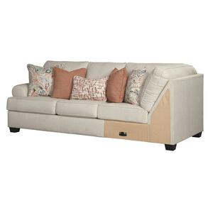 Amici Left-arm Facing Sofa With Corner Wedge