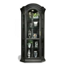 48957 PANORAMA CORNER DISPLAY CABINET