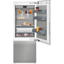 400 Series Vario Fridge-freezer Combination 30''